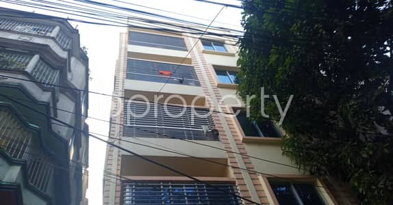 2 Bedroom Flat for Rent in 11 No. South Kattali Ward, Chattogram - This 900 Sq. Ft. Flat Is Up For Rent Near By Kazir Dighi Masjid In South Kattali .