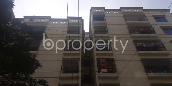 3 Bedroom Flat for Rent in Bashundhara R-A, Dhaka - This convenient 1500 SQ FT residential apartment is coming up to get rented at Bashundhara R-A