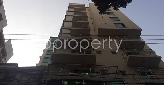 This 400 Sq. Ft Office Space Up For Rent In Gulshan 1 Near To Southeast Bank Limited.