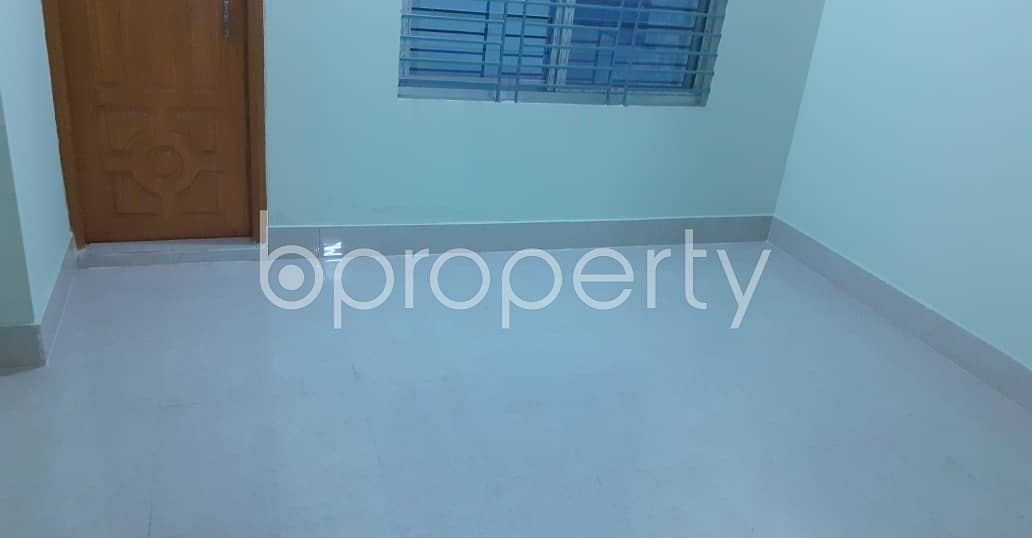 For Your Well Living, A Residential House Of 1200 Sq Ft Is For Rent In 19 No. South Bakalia Ward.