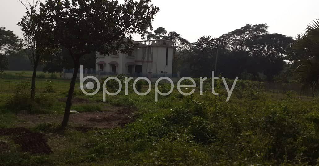 138.8 Katha Plot Is Now Available For Lease In Ashulia Which Is An Eco Friendly Location