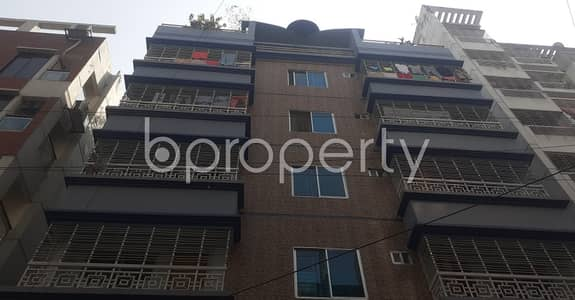 1150 Sq Ft Remarkable Residential Apartment Available For Rent In Bashundhara R-a