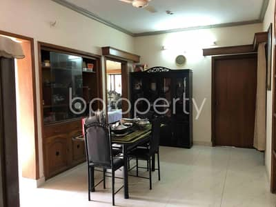 3 Bedroom Apartment for Sale in Tejgaon, Dhaka - Looking For A Tasteful 1365 Sq. Ft Home In Indira Road? Check This One