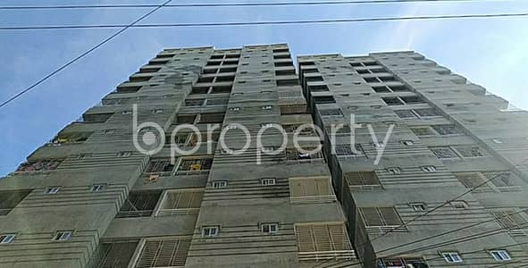 3 Bedroom Apartment for Sale in Bagichagaon, Cumilla - Available In North Bagichagaon, We Have A 1350 Sq. Ft Flat For Sale