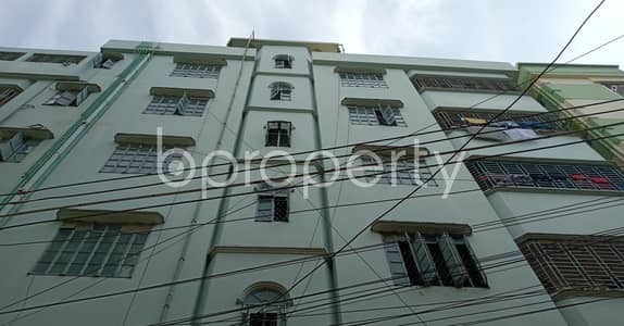 3 Bedroom Apartment for Rent in 7 No. West Sholoshohor Ward, Chattogram - Remarkable 1150 Sq Ft Living Space Is Up For Rent In Green Valley R/a.