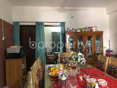 3 Bedroom Flat for Sale in Dakshin Khan, Dhaka - Nice And Comfortable 1200 Sq Ft Flat Is Up For Sale In Ashkona