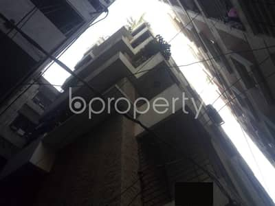 3 Bedroom Flat for Sale in Badda, Dhaka - Reside Conveniently In This Well Constructed 1500 Sq. Ft Flat For Sale In South Badda Road.
