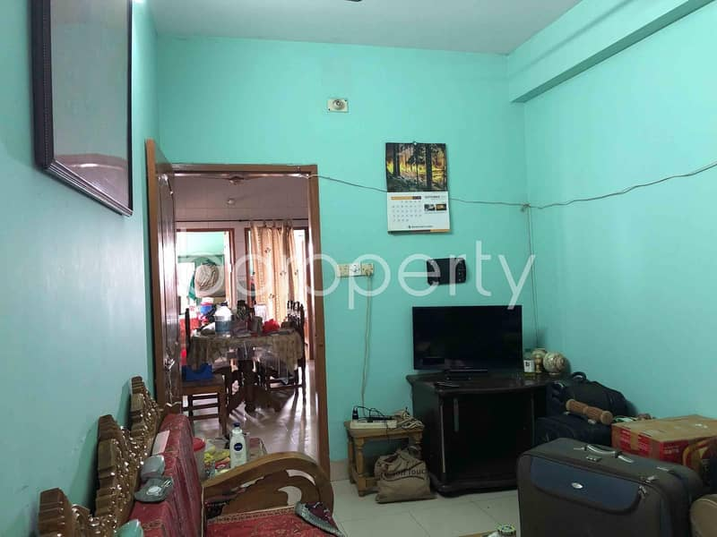Experience The Ultimate Luxury Lifestyle Here In This Flat at Ashkona