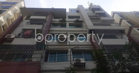 3 Bedroom Apartment for Sale in Bashundhara R-A, Dhaka - An Artistic Apartment Of 1450 Sq Ft Is Waiting For Sale In Bashundhara R-a