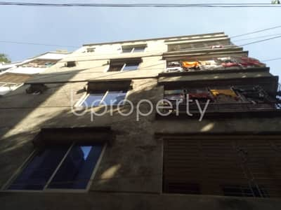 2 Bedroom Flat for Rent in Badda, Dhaka - At Uttar Badda, A 800 Sq Ft Well Fitted Residential Property Is On Rent
