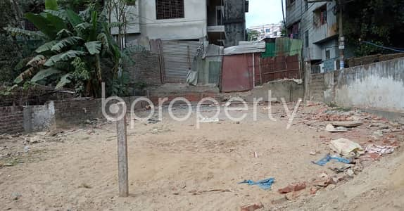 Plot for Sale in 7 No. West Sholoshohor Ward, Chattogram - In Chasma Hill R/A, A 2.3 katha Residential Plot For Sale