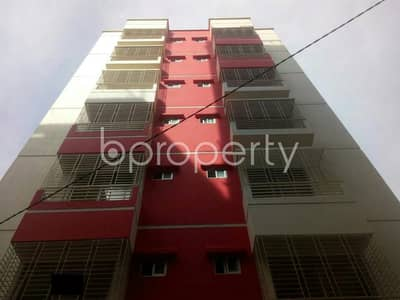 3 Bedroom Flat for Rent in Aftab Nagar, Dhaka - A well-featured rental 1036 SQ FT residential property is ready for you to own at Aftab Nagar