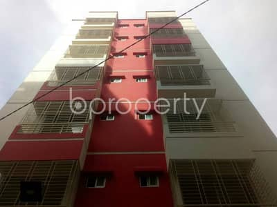3 Bedroom Flat for Rent in Aftab Nagar, Dhaka - A well-featured rental 1036 SQ FT residential property is ready for you to own at Aftab Nagar, Block D