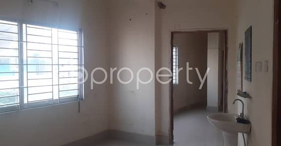 Office for Rent in Mirpur, Dhaka - Commercial Office Of 1000 Sq Ft Is For Rent In West Monipur, Kamal Sharani.