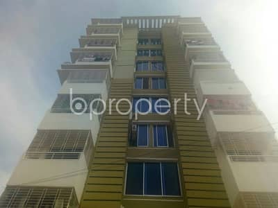 2 Bedroom Apartment for Rent in Aftab Nagar, Dhaka - 550 Sq Ft And 2 Bedroom Living Home Is For Rent In The Location Of Block D, Aftab Nagar
