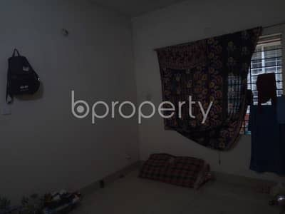 2 Bedroom Flat for Rent in Tejgaon, Dhaka - Grab This 950 Sq Ft Beautiful Flat Is Vacant For Rent In Monipuripara