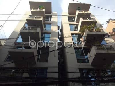 3 Bedroom Flat for Rent in Tejgaon, Dhaka - A Structurally Well Set 1405 Sq Ft Flat For Rent Is Available In Monipuripara