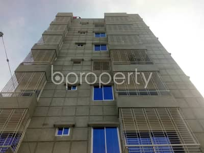 2 Bedroom Flat for Rent in Aftab Nagar, Dhaka - In Aftab Nagar 2 Bedroom, 2 Bathroom Cozy Apartment With A View Is Up For Rent