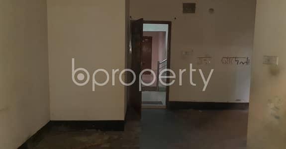2 Bedroom Flat for Rent in Dhanmondi, Dhaka - 750 SQ FT road sided apartment for rent in Dhanmondi
