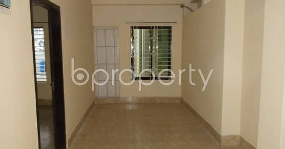 2 Bedroom Flat for Rent in 7 No. West Sholoshohor Ward, Chattogram - Properly Designed This 850 Square Feet Apartment Is Now Up For Rent In Asian Housing Society.