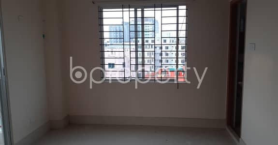 3 Bedroom Apartment for Rent in Dhanmondi, Dhaka - Make your residence in an 1170 SQ FT rental apartment at Dhanmondi, North Road