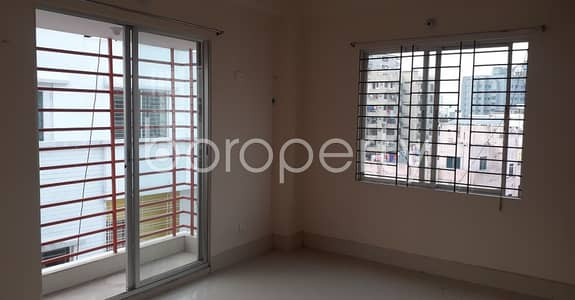 3 Bedroom Apartment for Rent in Dhanmondi, Dhaka - Make your residence in an 1170 SQ FT rental apartment at North Road, Dhanmondi