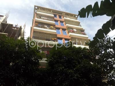2 Bedroom Apartment for Rent in Bashundhara R-A, Dhaka - 800 Sq Ft Living Space For Rent Near Navy Anchorage School & College In Block H, Bashundhara R-a