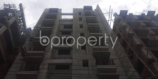 3 Bedroom Flat for Sale in Bashundhara R-A, Dhaka - Graceful Flat Of 1550 Sq Ft Is Prepared For Sale In Bashundhara R-a