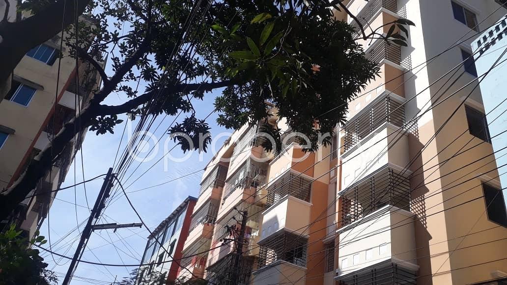 1400 Sq Ft Living Space For Rent Near Police Line Mosjid At 26 No. North Halishahar Ward