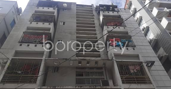 3 Bedroom Apartment for Sale in Bashundhara R-A, Dhaka - 1450 SQ FT an amazing flat is now for sale in Bashundhara R-A, Road No 16/A