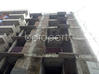 3 Bedroom Flat for Sale in Bashundhara R-A, Dhaka - Very Close To Chapra Masjid A 1809 Sq. Ft Residential Apartment For Sale In Bashundhara R-A