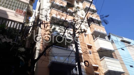3 Bedroom Flat for Rent in Halishahar, Chattogram - When Location, And Convenience Is Your Priority This 1400 Sq. Ft Flat Is For You In Halishahar Housing Estate.