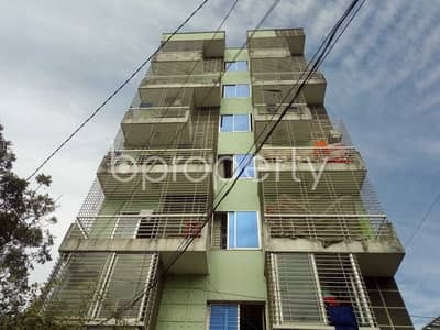 2 Bedroom Apartment for Rent in Badda, Dhaka - Built With Modern Amenities, Check This Flat For Rent In The Location Of Uttar Badda.