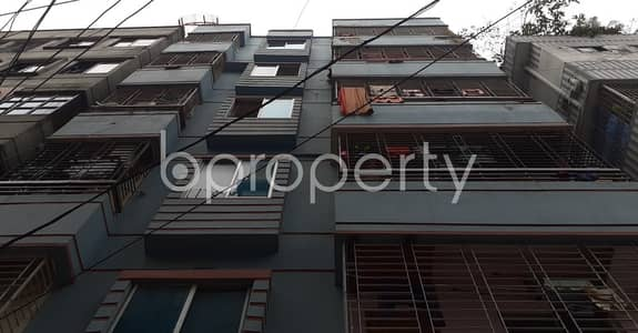 1 Bedroom Apartment for Rent in Dhanmondi, Dhaka - A 500 Sq Ft Nice And Comfortable Flat Is Up For Rent In Central Road, Dhanmondi
