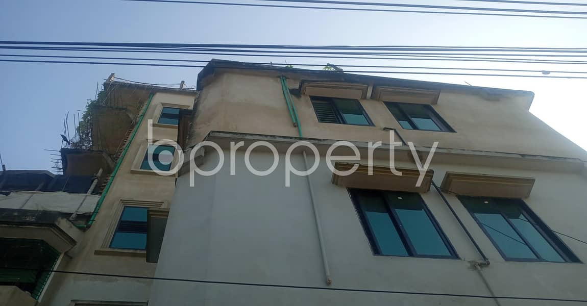 Residence for renting purposes is available in Maijpara, with a space of 620 SQ FT