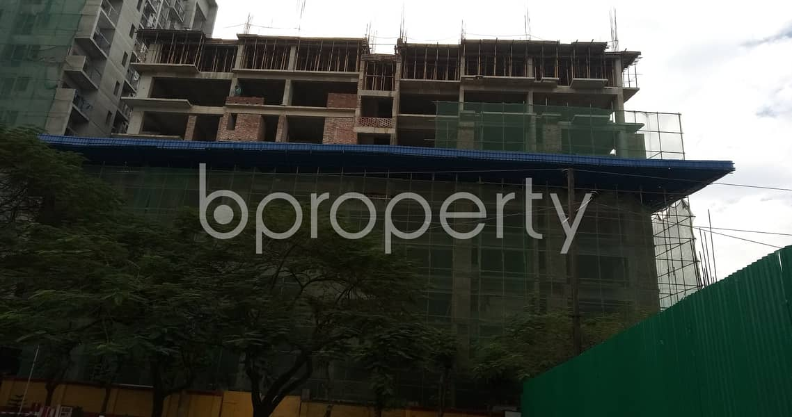 A 1600 Square Feet Residential Apartment For Sale Very Next To Baitul Jannat Jame Mosque