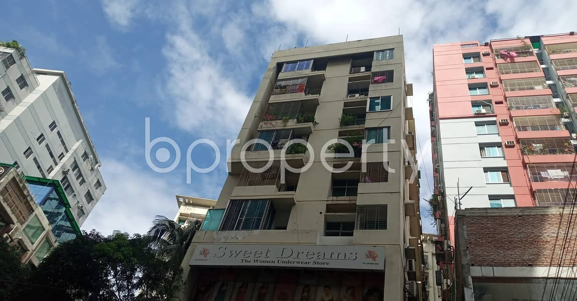 For Business, 244 Square Feet Commercial Shop Space Is For Rent In Shiddheswari, New Baily Road
