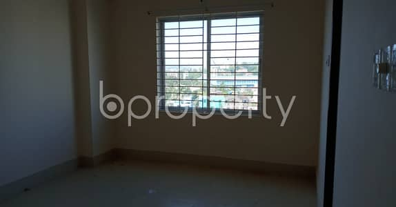2 Bedroom Flat for Rent in 7 No. West Sholoshohor Ward, Chattogram - Make your residence in a 1300 SQ FT rental property at West Sholoshohor Ward