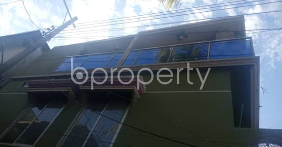 2 Bedroom Flat for Rent in Halishahar, Chattogram - Located at 38 No. South Middle Halishahar, 600 SQ FT residential flat is quite accessible for owning