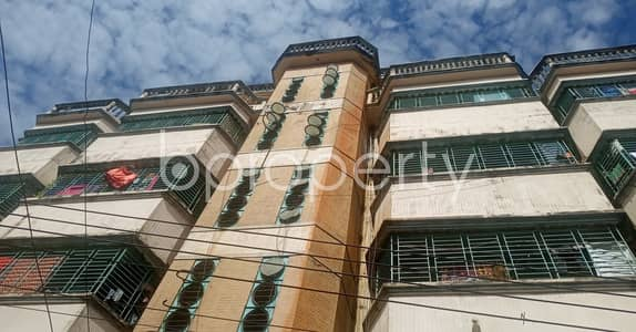 2 Bedroom Flat for Rent in Halishahar, Chattogram - Located at Bandartila, 640 SQ FT residential flat is quite accessible for owning