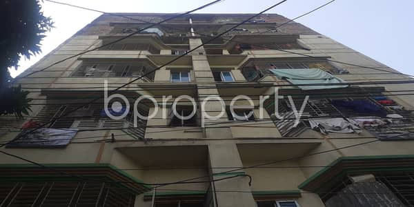 2 Bedroom Apartment for Rent in Ibrahimpur, Dhaka - Make your residence in a 600 SQ FT rental property at Ibrahimpur