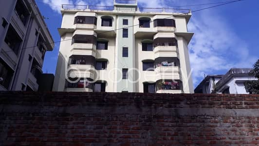 A Reasonable Apartment Of 750 Sq Ft Is Waiting To Be Rented In Halishahar Housing Estate.