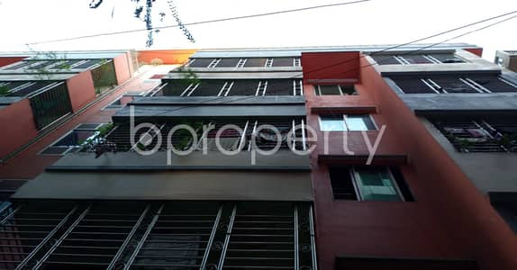 2 Bedroom Apartment for Rent in 7 No. West Sholoshohor Ward, Chattogram - Make This 950 Sq Ft Flat Your Next Residing Location, Which Is Up For Rent Close To Bahaddarhat Jame Masjid