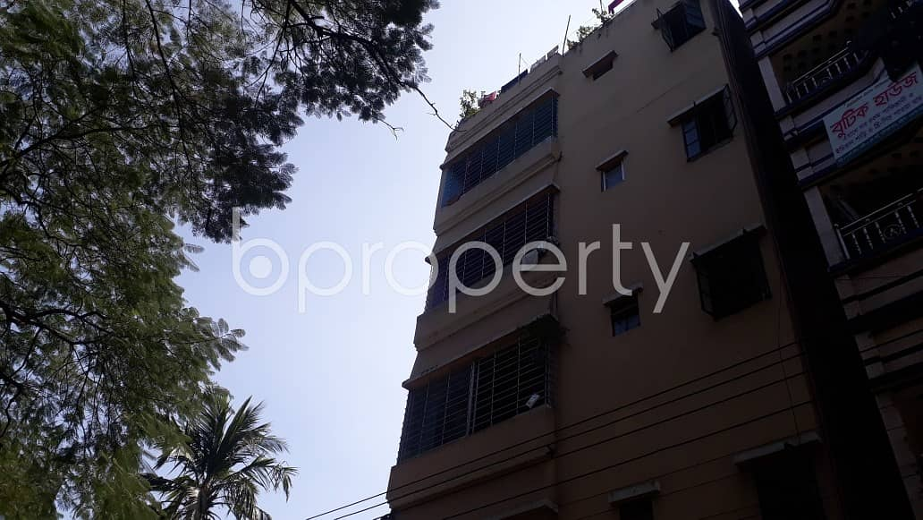 Beside To Halishahar Housing Estate Government Primary School A Residential Apartment For Rent