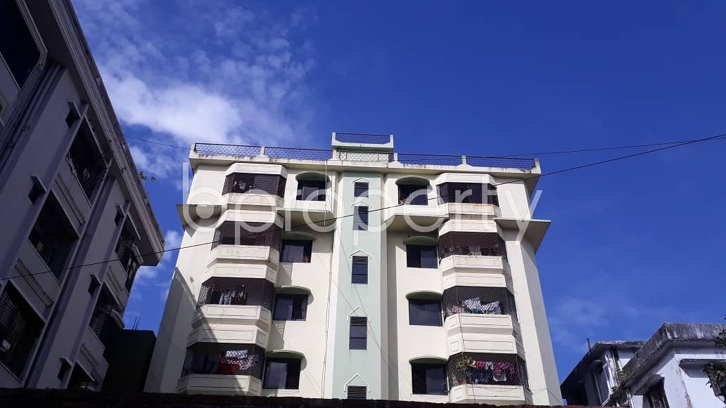 A 2 Bedroom And 750 Sq Ft Properly Developed Flat For Rent In Halishahar Housing Estate