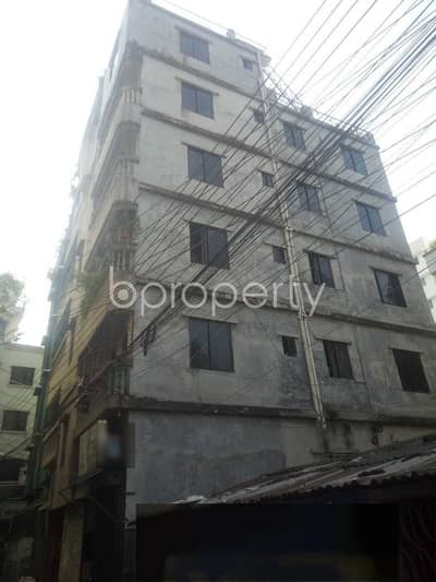 2 Bedroom Apartment for Rent in Badda, Dhaka - An appropriate 750 SQ FT residential apartment is arranged to be rented at Badda