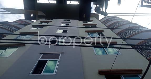 ভাড়ার জন্য BAYUT_ONLYএর ফ্ল্যাট - হালিশহর, চিটাগাং - An appropriate 650 SQ FT residential apartment is arranged to be rented at South Halishahar Ward