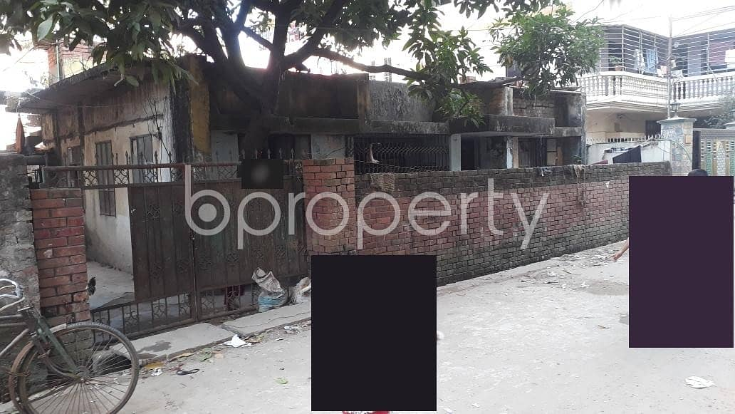A Nice Living Property Is Up For Rent In Halishahar Housing Estate