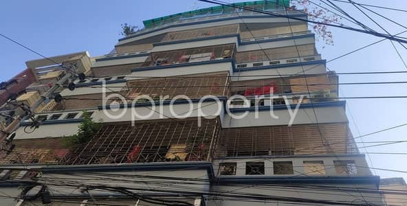 3 Bedroom Flat for Rent in Kalabagan, Dhaka - A well-featured rental 1479 SQ FT home is ready for you to own at Kalabagan, Lake Circus Road