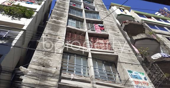 3 Bedroom Apartment for Rent in Kazir Dewri, Chattogram - This Flat In Kazir Dewri Beside To Baitun Nur Jame Masjid Is Up For Rent With An Area Of 1200 Sq. ft